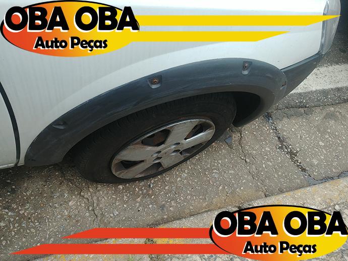 Aplique Do Paralama Direito Montana Engesig 1.4 Flex 2010/2010