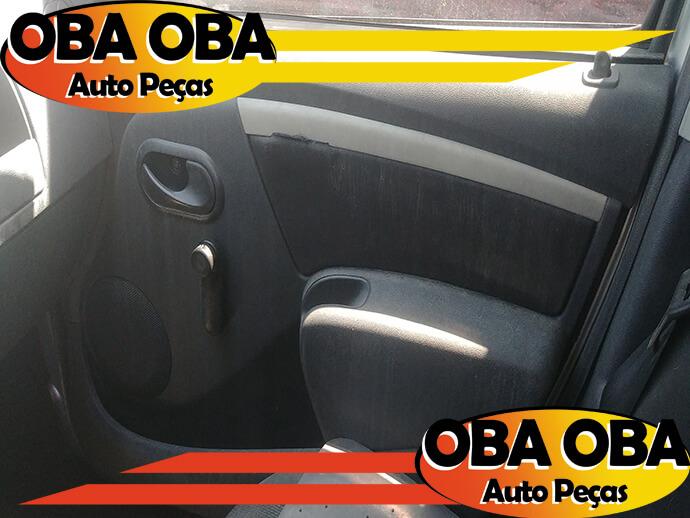 Forro De Porta Dianteira Direita Logan 1.0 16v Flex 2008/2009