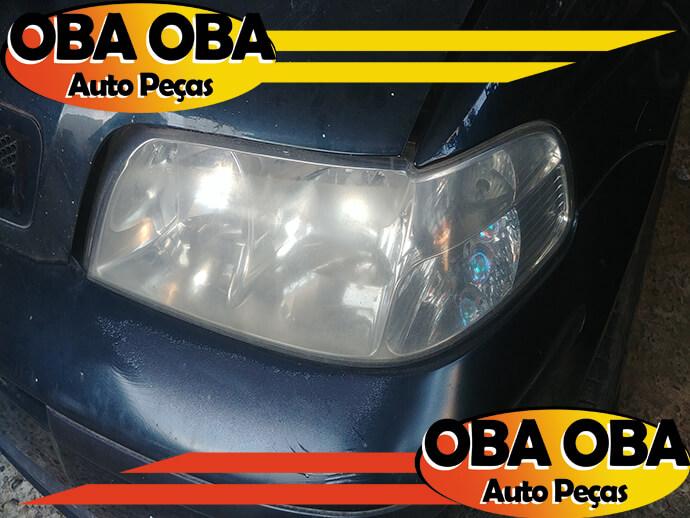 Farol Esquerdo Palio Weekend 1.6 16v Gasolina 2000/2001