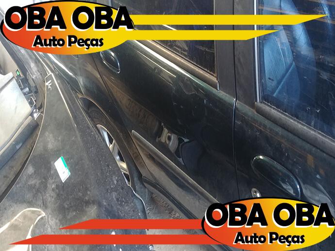 Porta Traseira Direita Palio Weekend 1.6 16v Gasolina 2000/2001