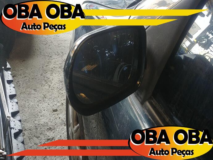 Retrovisor Externo Esquerdo Palio Weekend 1.6 16v Gasolina 2000/2001