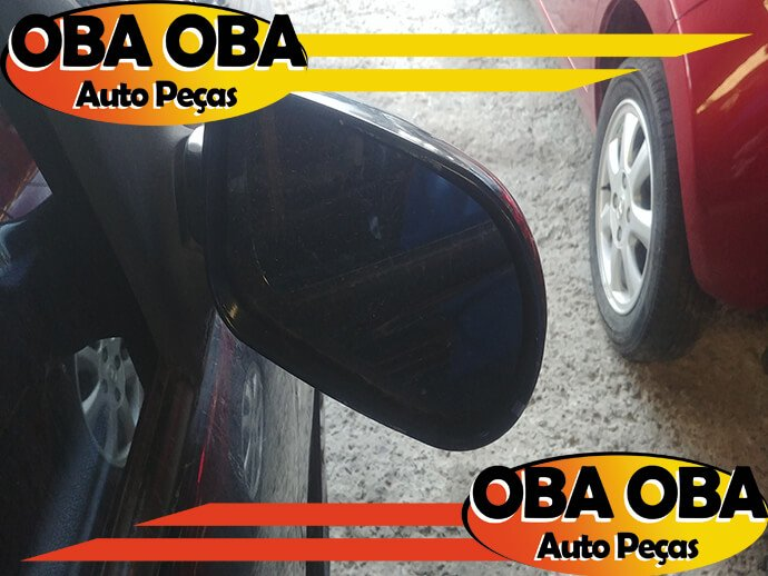 Retrovisor Externo Direito Palio Weekend 1.6 16v Gasolina 2000/2001