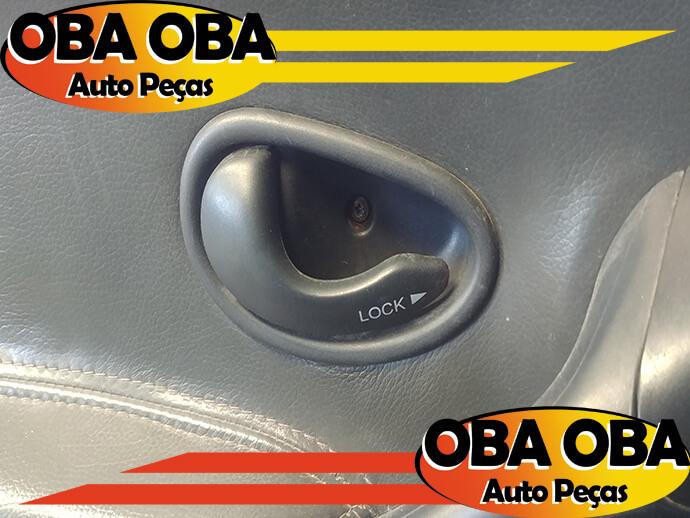 Maçaneta Interna Traseira Esquerda Palio Weekend 1.6 16v Gasolina 2000/2001