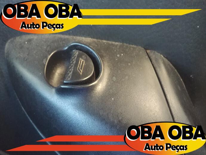 Botão De Vidro Dianteira Direita Palio Weekend 1.6 16v Gasolina 2000/2001