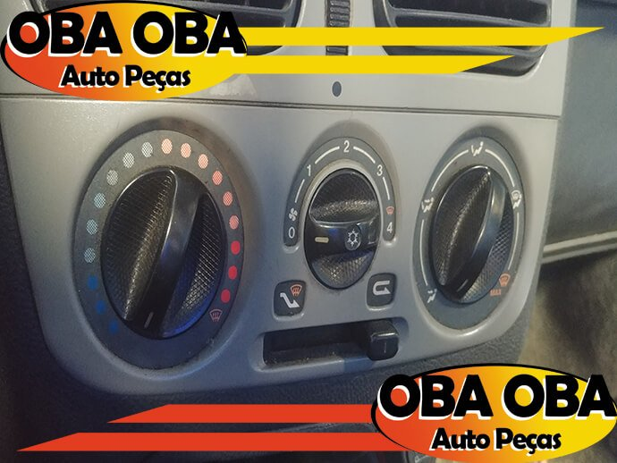 Comando de Ar Palio Weekend 1.6 16v Gasolina 2000/2001