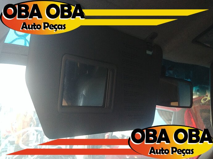 Quebra Sol Esquerdo Palio Weekend 1.6 16v Gasolina 2000/2001