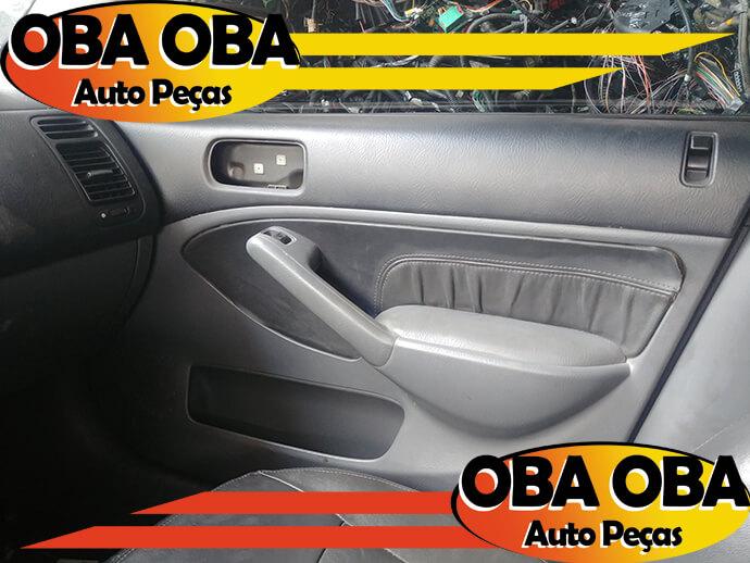 Forro De Porta Dianteira Direita Honda Civic LX 1.7 16v Gasolina 2004/2004
