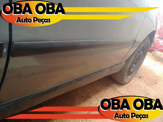 Borrachão Da Porta Dianteira Direita Fiat Palio 1.5 Weekend MPI Gasolina 1997/1998