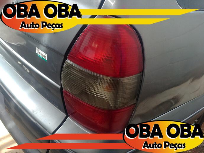Lanterna Direita Fiat Palio 1.5 Weekend MPI Gasolina 1997/1998