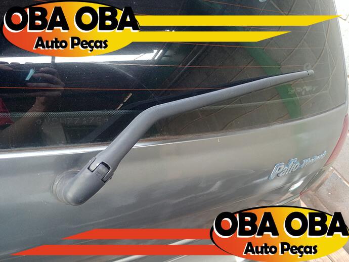 Limpador do Vigia Fiat Palio 1.5 Weekend MPI Gasolina 1997/1998