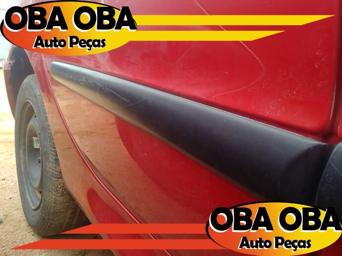Borrachão De Porta Traseira Direita Peugeot 206 1.0 16v Gasolina 2003/2003