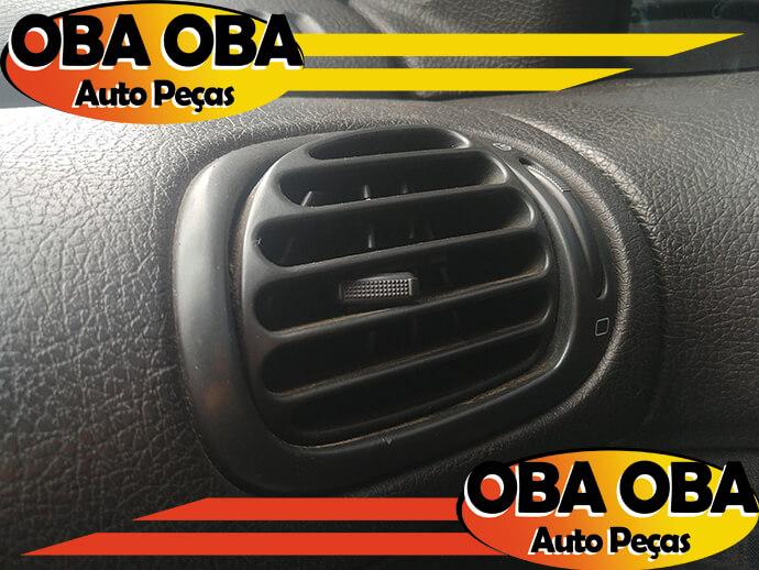 Difusor De Ar Canto Direito Peugeot 206 1.0 16v Gasolina 2003/2003