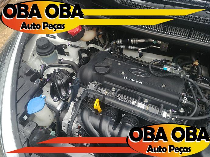 Motor Parcial HB20/ Veloster/ Kia Soul 1.6 Flex Confort 2015/2015