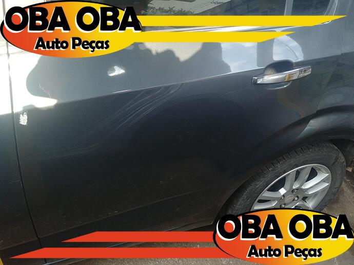 Porta Traseira Esquerda Sonic Sedan Ecotec 1.6 16v Flex 2012/2013