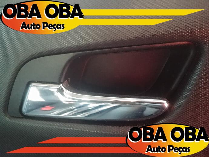 Maçaneta Interna Traseira Esquerda Sonic Sedan Ecotec 1.6 16v Flex 2012/2013