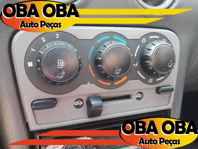 Comando de Ar Chevrolet Celta 1.0 Gasolina 2004/2005
