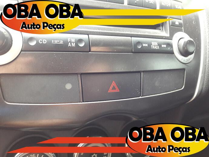 Botão de Alerta Mitsubishi Asx 2.0 Chiptronic 2011/2012