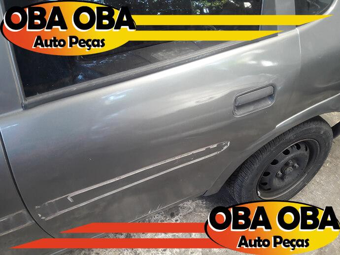 Porta Traseira Esquerda Chevrolet Corsa Classic Life 1.0 2004/2005