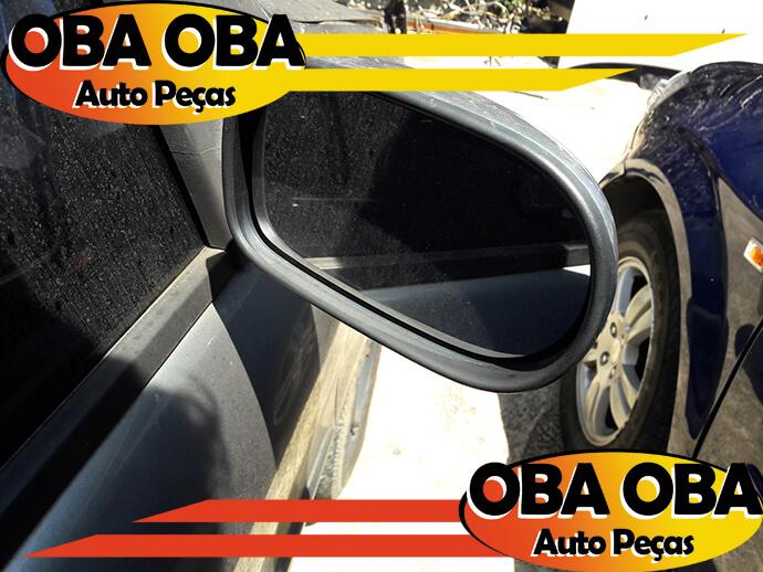 Retrovisor Direito Fiat Siena Fire Flex 1.0 2007/2007
