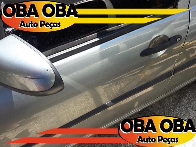 Porta Dianteira Esquerda Fiat Siena Fire Flex 1.0 2007/2007