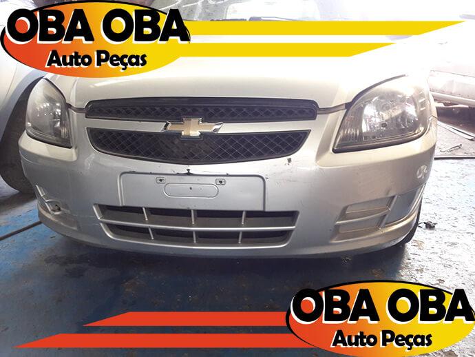 Parachoque Dianteiro Chevrolet Celta Ls 1.0 Flex 2013/2013