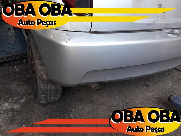 Parachoque Traseiro Chevrolet Celta Ls 1.0 Flex 2013/2013