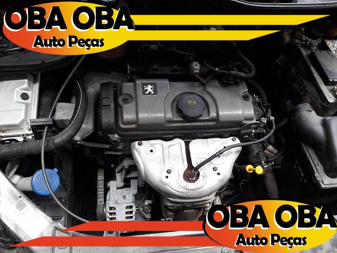 Motor Parcial Peugeot 206 / 207 /C3 1.4 Flex 2008/2008