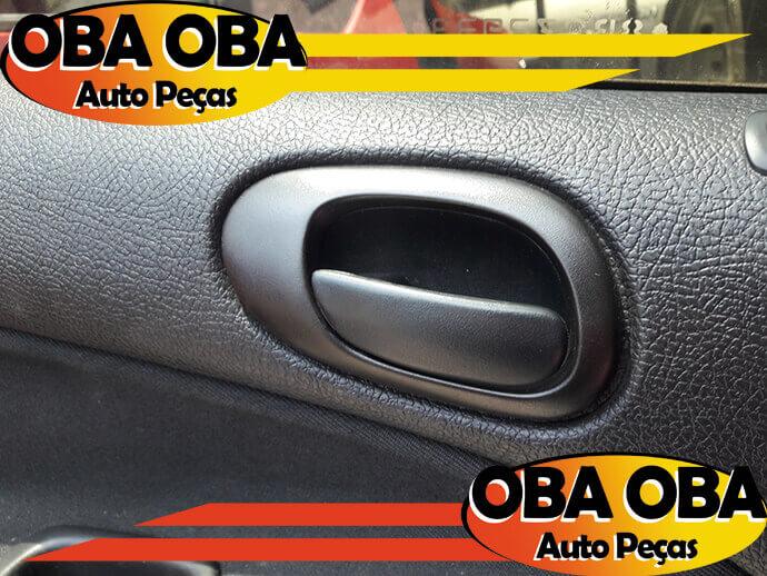 Maçaneta interna Dianteira Esquerda Peugeot 206 1.4 Flex 2008/2008