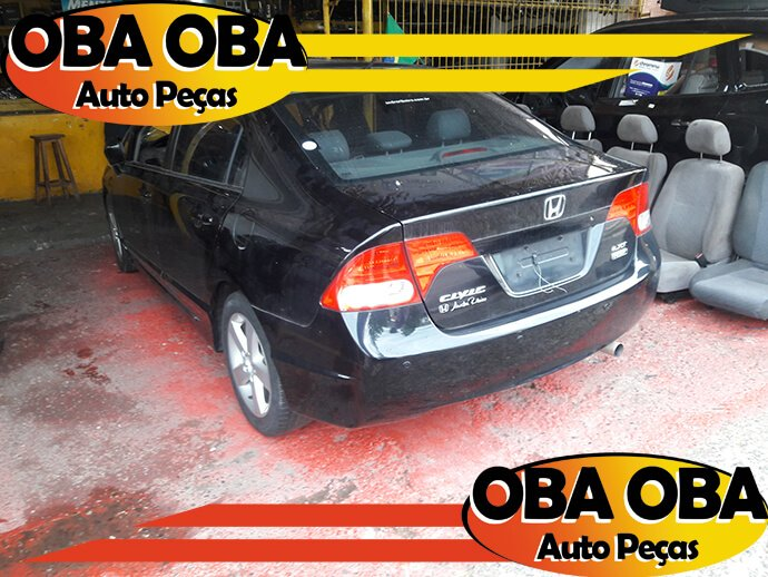 Caixote Honda New Civic 1.8 Flex Aut 2008/2008