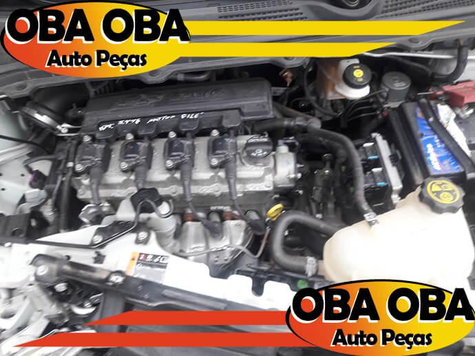 Motor Parcial Chevrolet Onix/ Prisma Lt 1.4 Aut Flex 2016/2016