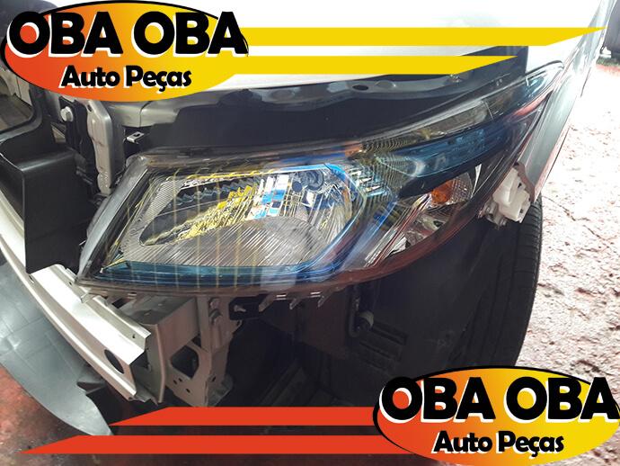 Farol Esquerdo Chevrolet Onix Lt 1.4 Aut Flex 2016/2016