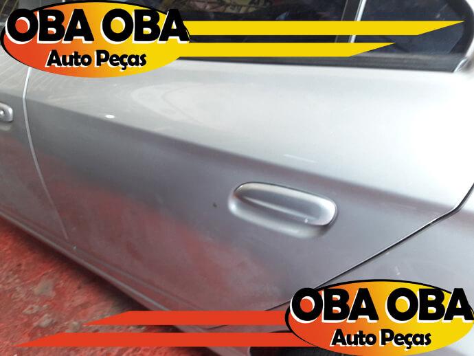 Porta Traseira Esquerda Chevrolet Onix Lt 1.4 Aut Flex 2016/2016
