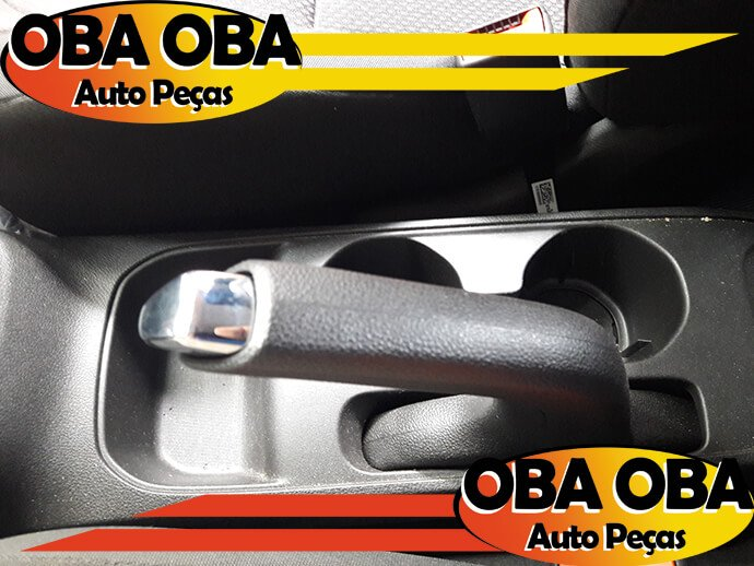 Alavanca de Freio de Mão Chevrolet Onix Lt 1.4 Aut Flex 2016/2016