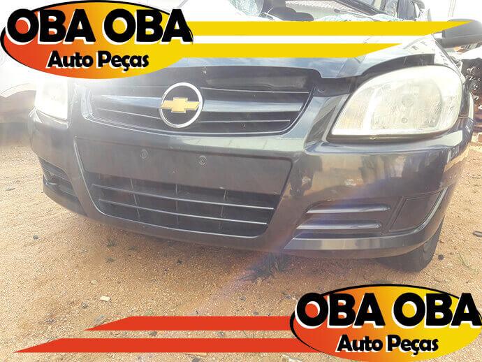 Para-Choque Dianteiro Chevrolet Prisma 1.4 Flex 2009/2009