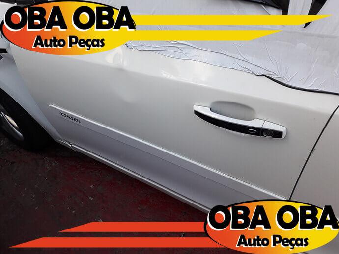 Porta Dianteira Esquerda Cruze LTZ 1.8 16v Flex GNV 2013/2014