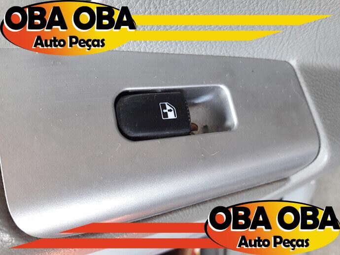 Botão de Vidro Traseira Esquerda Hyundai Santa FE 2010