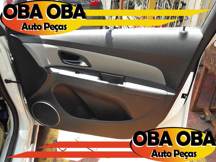 Forro de Porta Dianteiro Direito Cruze LTZ 1.8 16v Flex GNV 2013/2014