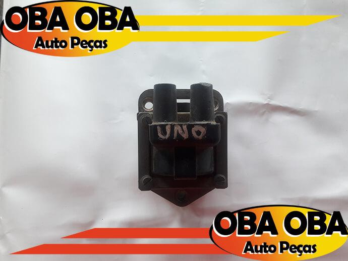 Bobina de Ignição Fiat Uno Mile Eletronic 1.0 8v  97/2004