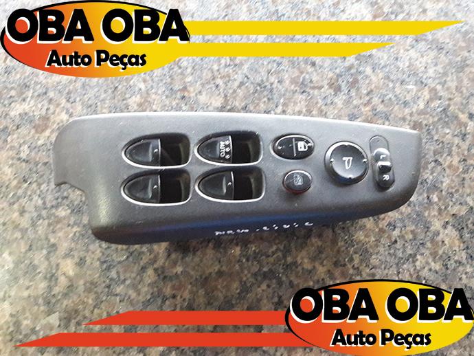 Comando Botão De Vidro Motorista Honda New Civic 2008