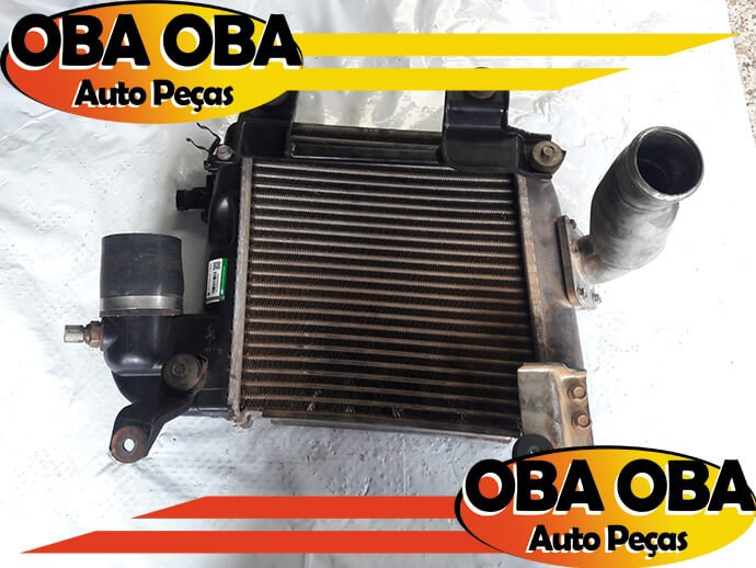 Intercooler Toyota Hilux 3.0 Turbo Diesel 2006