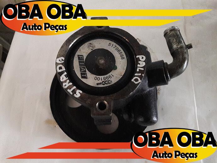 Bomba Hidráulica Fiat Strada 2012 1.4