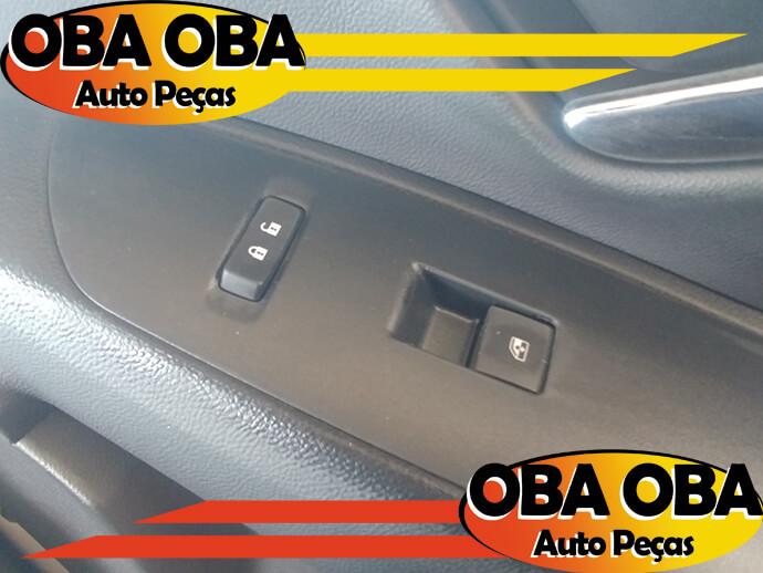 Botão De Vidro Dianteiro Direito Chevrolet Tracker 1.4 Ltz Turbo 2016/2017