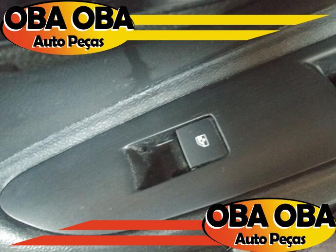 Botão De Vidro Traseiro Direito Chevrolet Tracker 1.4 Ltz Turbo 2016/2017