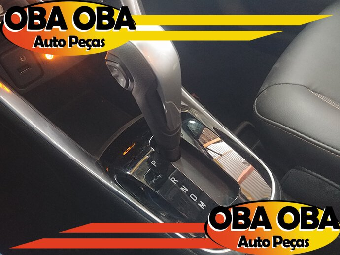 Alavanca de Marcha AUT C/ Cabos Chevrolet Tracker 1.4 Ltz Turbo 2016/2017