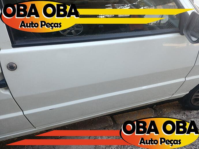 Porta Dianteira Direita UNO Mille Econ 1.0 Flex 2012/2013