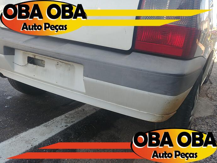 Para-choque Traseiro UNO Mille Econ 1.0 Flex 2012/2013