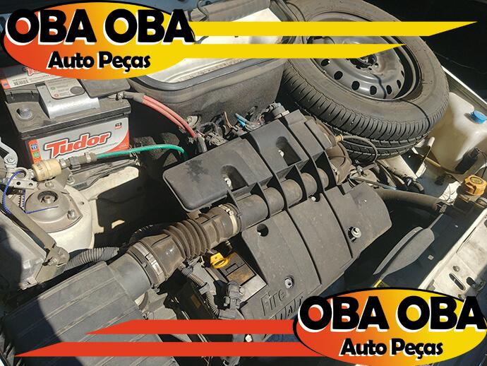 Motor Parcial Uno Mille / Palio / Siena Econ 1.0 Flex 2012/2013