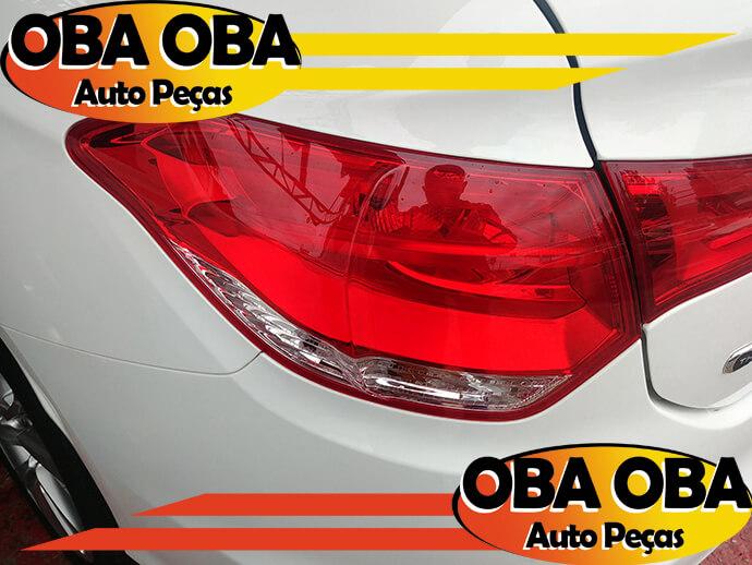 Lanterna Esquerda Citroen C4 1 6 Lounge Thp Aut 2016  2017 - Oba Oba Auto Pe U00e7as Online