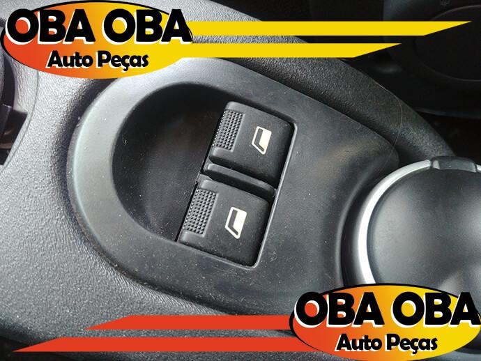 Botão de Vidro Traseiro Citroen C3 Glx 1.4 Flex 2011/2012