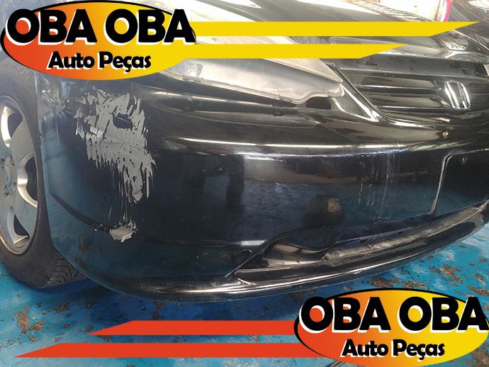 Para-choque Dianteiro Honda Civic Lx 1.7 Aut 2001/2002